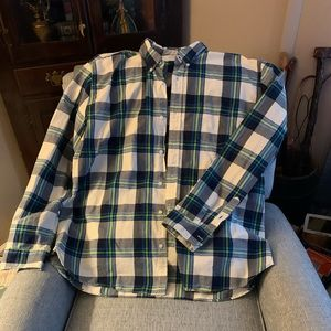 Men's Aeropostale button front shirt